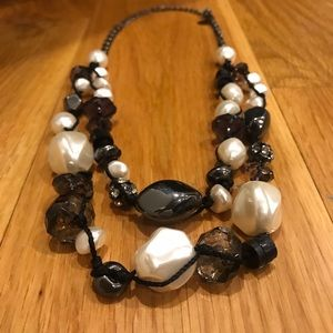 Chico's Bead and Bauble necklace